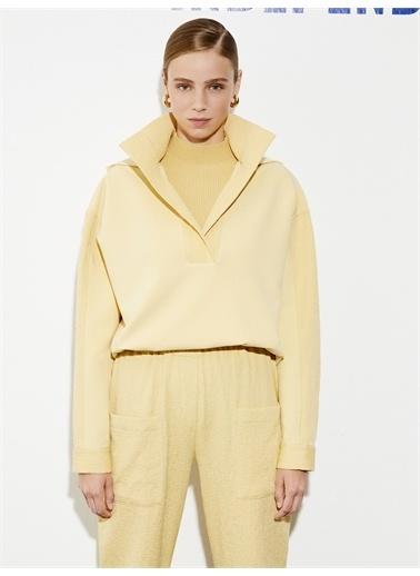 Nocturne Sweatshirt Sarı